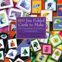 460 Iris Folded Cards to Make, Paperback Book