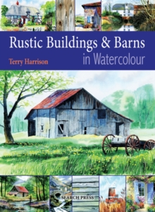 Rustic Buildings and Barns in Watercolour, Paperback