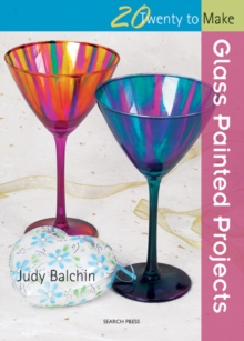 Glass Painted Projects, Paperback