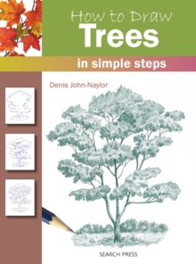 How to Draw Trees, Paperback Book
