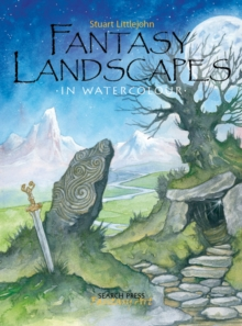 Fantasy Landscapes in Watercolour, Paperback