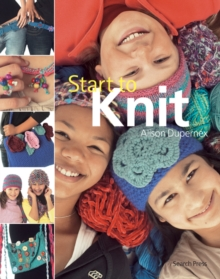 Start to Knit, Paperback Book
