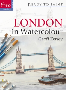 London in Watercolour, Paperback