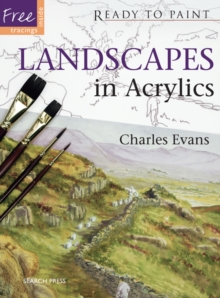 Landscapes in Acrylics, Paperback