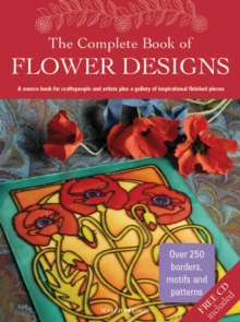 The Complete Book of Flower Designs, Mixed media product