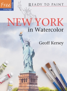 New York in Watercolour, Paperback