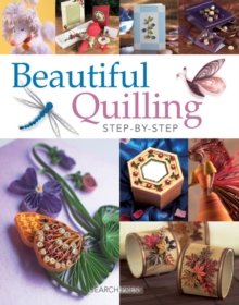 Beautiful Quilling Step-by-Step, Paperback