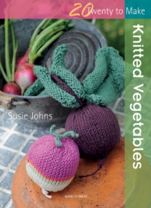 Knitted Vegetables, Paperback