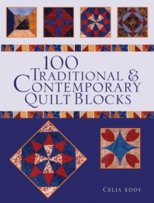 100 Traditional and Contemporary Quilt Blocks, Paperback Book