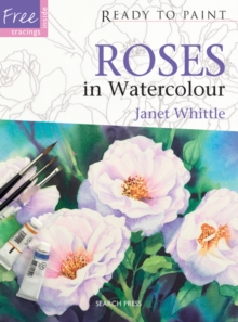 Roses in Watercolour, Paperback Book