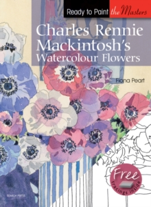 Charles Rennie Mackintosh's Watercolour Flowers, Paperback Book
