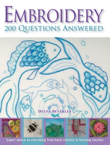 Embroidery: 200 Questions Answered, Paperback