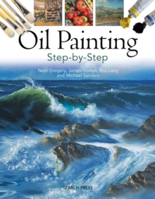 Oil Painting Step-by-Step, Paperback