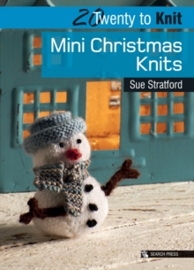 Mini Christmas Knits, Paperback