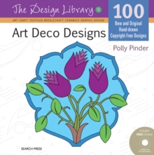 Art Deco Designs (Dl05), Paperback