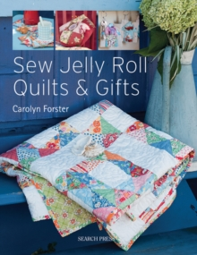 Sew Jelly Roll Quilts & Gifts, Paperback Book