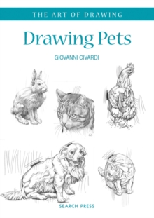 Drawing Pets, Paperback Book