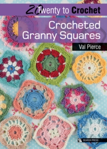 Crocheted Granny Squares, Paperback