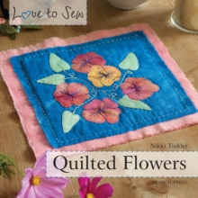 Quilted Flowers, Paperback