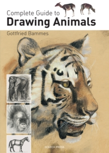 Complete Guide to Drawing Animals, Paperback