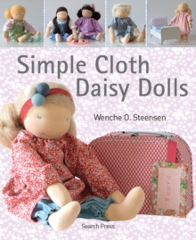 Simple Cloth Daisy Dolls, Paperback