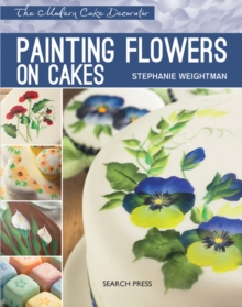 Painting Flowers on Cakes, Paperback