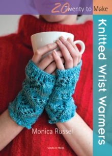 Knitted Wrist Warmers, Paperback