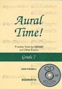 David Turnbull : Aural Time! Practice Tests - Book/CD Grade 7, Mixed media product