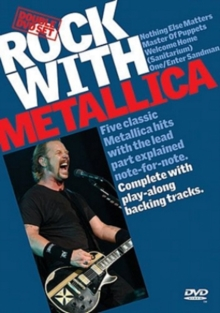 Rock With Metallica, DVD  DVD