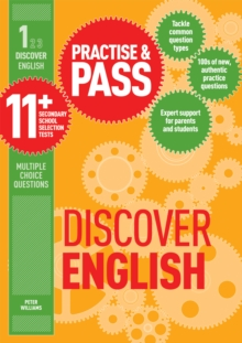 Practise & Pass 11+ Level One: Discover English, Paperback