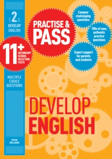 Practise & Pass 11+ Level Two: Develop English, Paperback