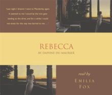 Rebecca, CD-Audio Book