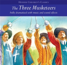 The Three Musketeers, CD-Audio
