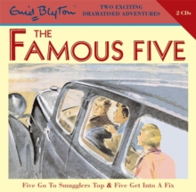 Five Go to Smugglers Top & Five Get into A Fix, CD-Audio