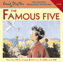 Five Go off to Camp & Five Go to Billycock Hill, CD-Audio