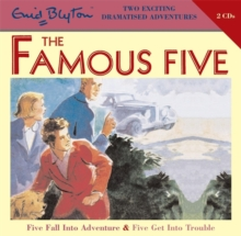 Five Fall into Adventure & Five Get into Trouble, CD-Audio