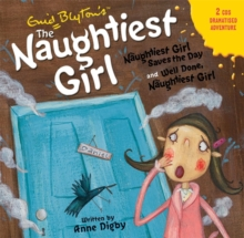Naughtiest Girl Saves the Day & Well Done, the Naughtiest Girl, CD-Audio