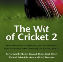 The Wit of Cricket 2, CD-Audio Book