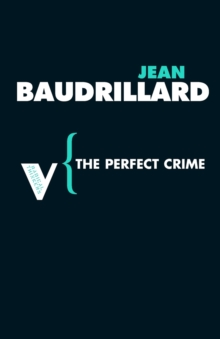 The Perfect Crime, Paperback Book