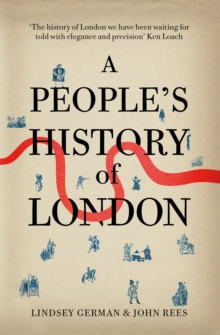 A People's History of London, Paperback