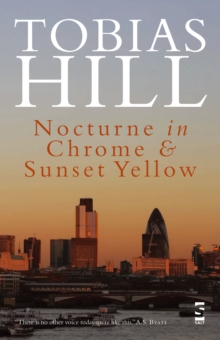 Nocturne in Chrome and Sunset Yellow, Paperback