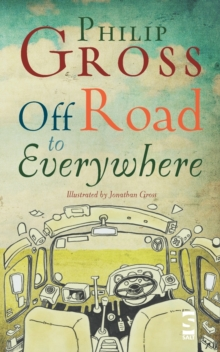 Off Road to Everywhere, Paperback
