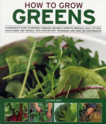 How to Grow Greens, Paperback
