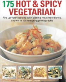 175 Hot and Spicy Vegetarian, Paperback