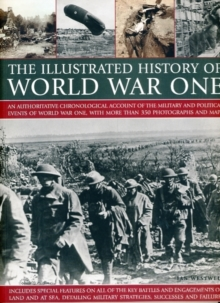 The Illustrated History of World War One, Paperback