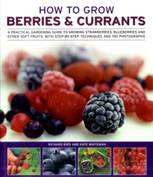 How to Grow Berries and Currants : A Practical Gardening Guide for Great Results, with Step-by-step Techniques and 185 Colour Photographs, Paperback