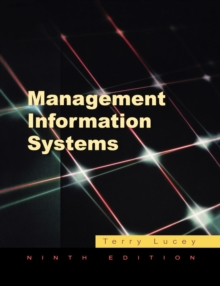 Management Information Systems, Paperback Book
