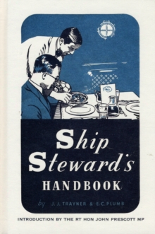 Ship Steward's Handbook, Hardback Book