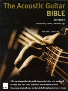 The Acoustic Guitar Bible, Mixed media product