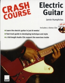 Crash Course: Electric Guitar, Paperback Book